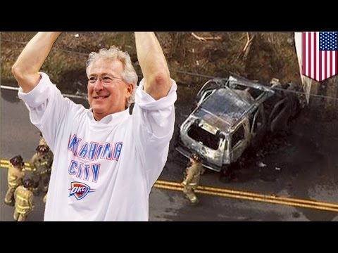 Ex-Chesapeake Energy CEO car crash: Aubrey McClendon killed a day after indictment - TomoNews