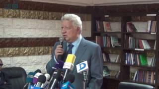 مصر العربية | مرتضى منصور يوضح تفاصيل قناتي الزمالك