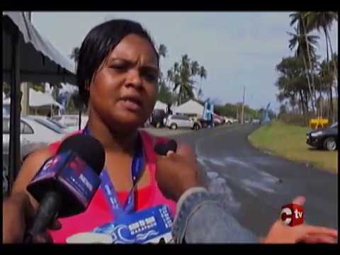 Tobago's Sea-To-Sea Marathon