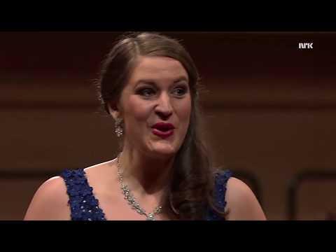 Lise Davidsen sings Richard Wagner:  Dich, teure Halle, grüss