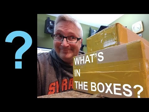 KEN HERON - What's in the BOXES? (ZHIYUN Crane 2)