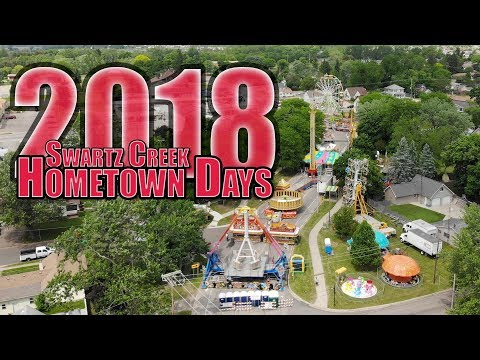 Swartz Creek Hometown Days 2018!