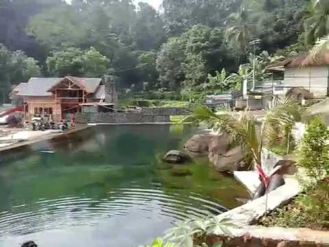 Taman Batu Kolam Renang Ci Janun Bojong Purwakarta Youtube