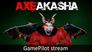 Debility Draft: AxeAkasha