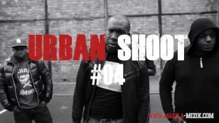 URBAN SHOOT #04 // ESCOBAR MACSON - LALCKO - STEREO BLACKSTARR & HANNIBAL STONE