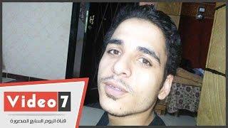 """المواطن عمار إسماعيل لمحلب:""""الوزراء مش شايفين شغلهم"""""""