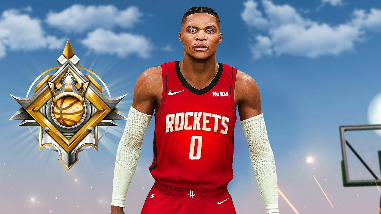 LEGEND RUSSELL WESTBROOK BUILD in NBA 2K20