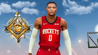 ... 99 overall legend russell westbrook build in nba 2k20. this two way slashing playmaker is the perfect wes...