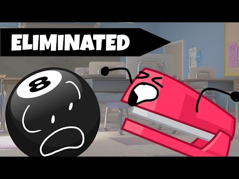BFB But Eliminated Contestants Don't Exist