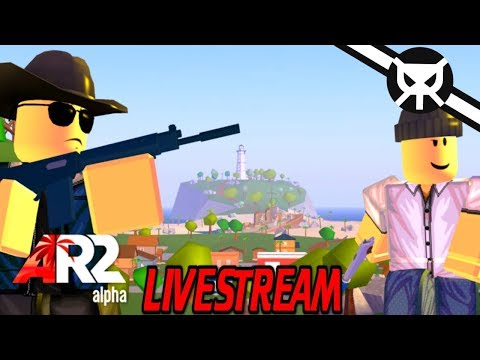 Let's Play Apocalypse Rising 2 [AR2] ▼ ROBLOX ▼ Livestream