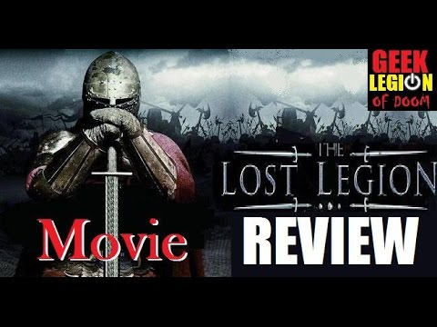 THE LOST LEGION ( 2014 Tom McKay  ) Roman Historical Movie Review