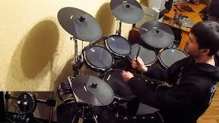 Сектор Газа - Святая война Drum cover by Vladimir_DC_Drummer