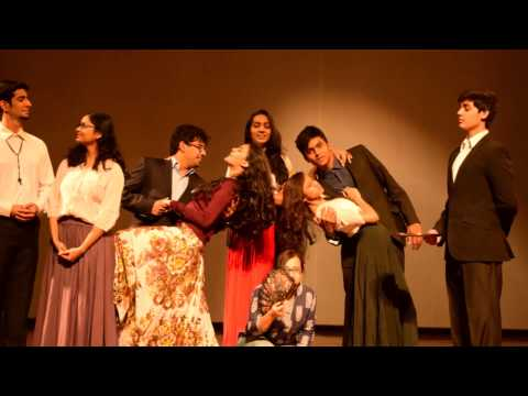 Play 'The Importance of Being Earnest' by IIM Indore's students on March 20, 2015 @ IIM-I
