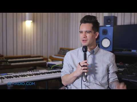(EXCLUSIVE) Brendon Urie on Religion's Role in New Panic! At The Disco Album 'Pray for the Wicked'
