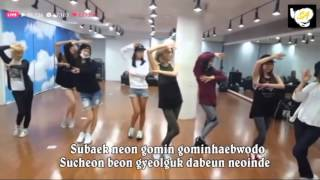 Video Lion Heart (SNSD)~Dance Practice + Lyric download MP3, 3GP, MP4, WEBM, AVI, FLV Agustus 2018