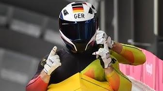Gold nach Nervenkrimi im Zweierbob: Friedrich Olympiasieger