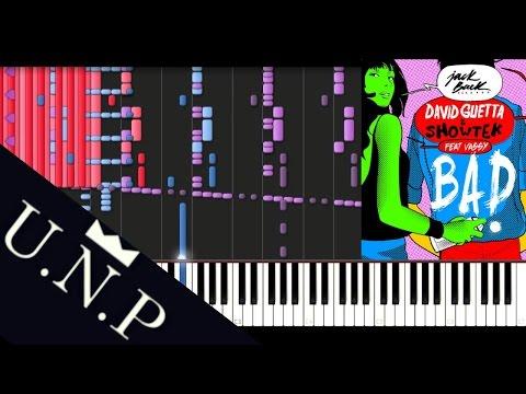 -David Guetta-  -BAD- Cover by U.N.P.