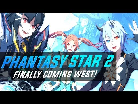 Phantasy Star Online 2 (PSO2) Is Finally Coming To The West!
