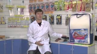 видео Ортопедические подушки для младенцев и их мам