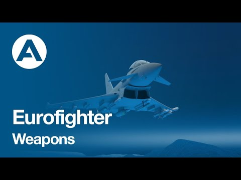 Eurofighter - Weapons