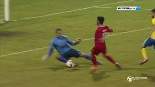 HNL: Gorica - Inter Zaprešić /16.02.2019.