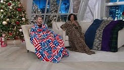 The Slanket The Original Blanket with Sleeves on QVC