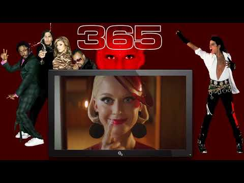 365 Who is the love - Zedd K.Perry Vs Black eyed peas Vs Michael Jackson - Paolo Monti mashup 2019
