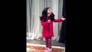 صدای زیبای دختر ایرانی ( یه حرفایی)- Dokhtar bache khosh seda
