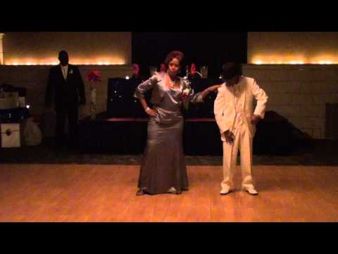 Best Ever Mother and Son Dance by the Sparks in Toledo 2/16/13