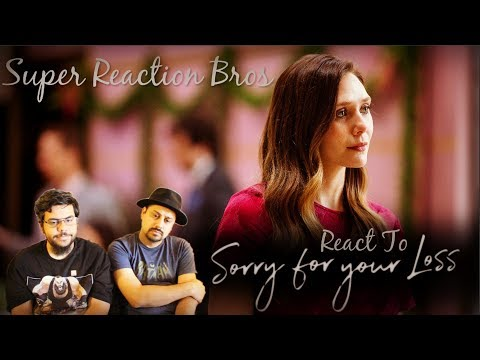 SRB Reacts To Sorry For Your Loss Official Trailer
