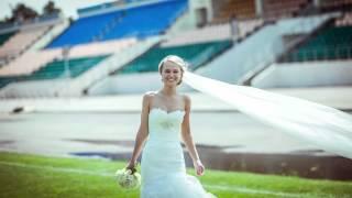Свадебная фотосессия Игоря и Виктории 1 июня 2013 (Москва) / Wedding Igor' & Victoria