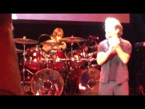 The Who at 50 - Zak Starkey - Won't Get Fooled Again with Eddie Vedder - Drum solo 11.11.14