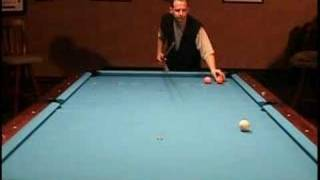 3/3 Cue ball spin & squirt