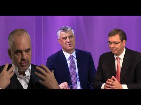 Emision Jeta ne Kosove: Hashim Thaçi e Edi Rama 21/10/2016