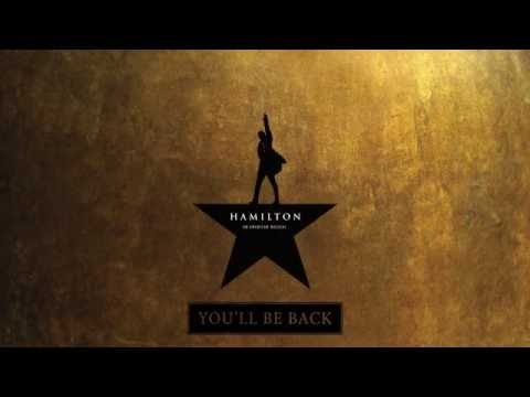 You'll Be Back - Hamilton (Instrumental/Karaoke)
