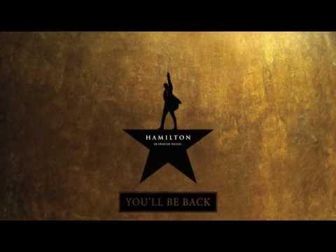 You'll Be Back - Hamilton (Instrumental/Karaoke)