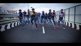 Mersal - Mersal Arasan Tamil dance Video by DSA Dance Company  Vijay   A.R. Rahman