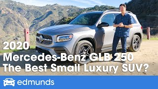 2020 Mercedes-Benz GLB 250 Review & Test Drive — One of the Best Small Luxury SUVs?
