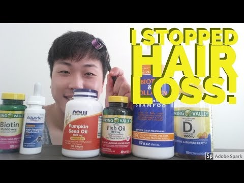 how-to-stop-hair-fall-and-grow-hair-faster-naturally-in-2020!-(men-&-women)