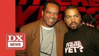 "Ice Cube Mourns John Witherspoon's Death  ""I'm Devastated"""