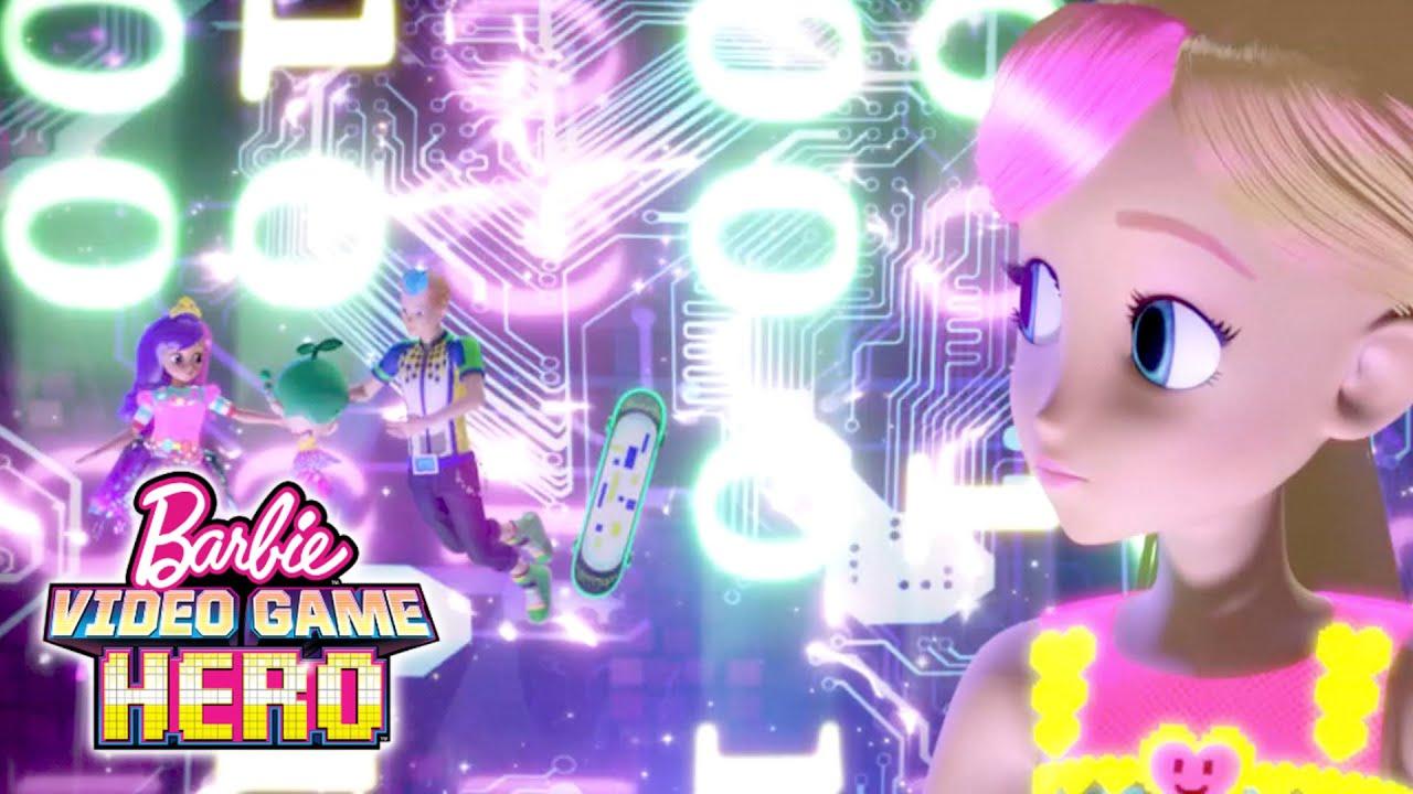 Bonus Level Not Required Barbie Video Game Hero Barbie