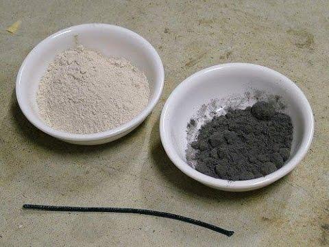 Como hacer polvora negra y blanca youtube for Jardin de la polvora