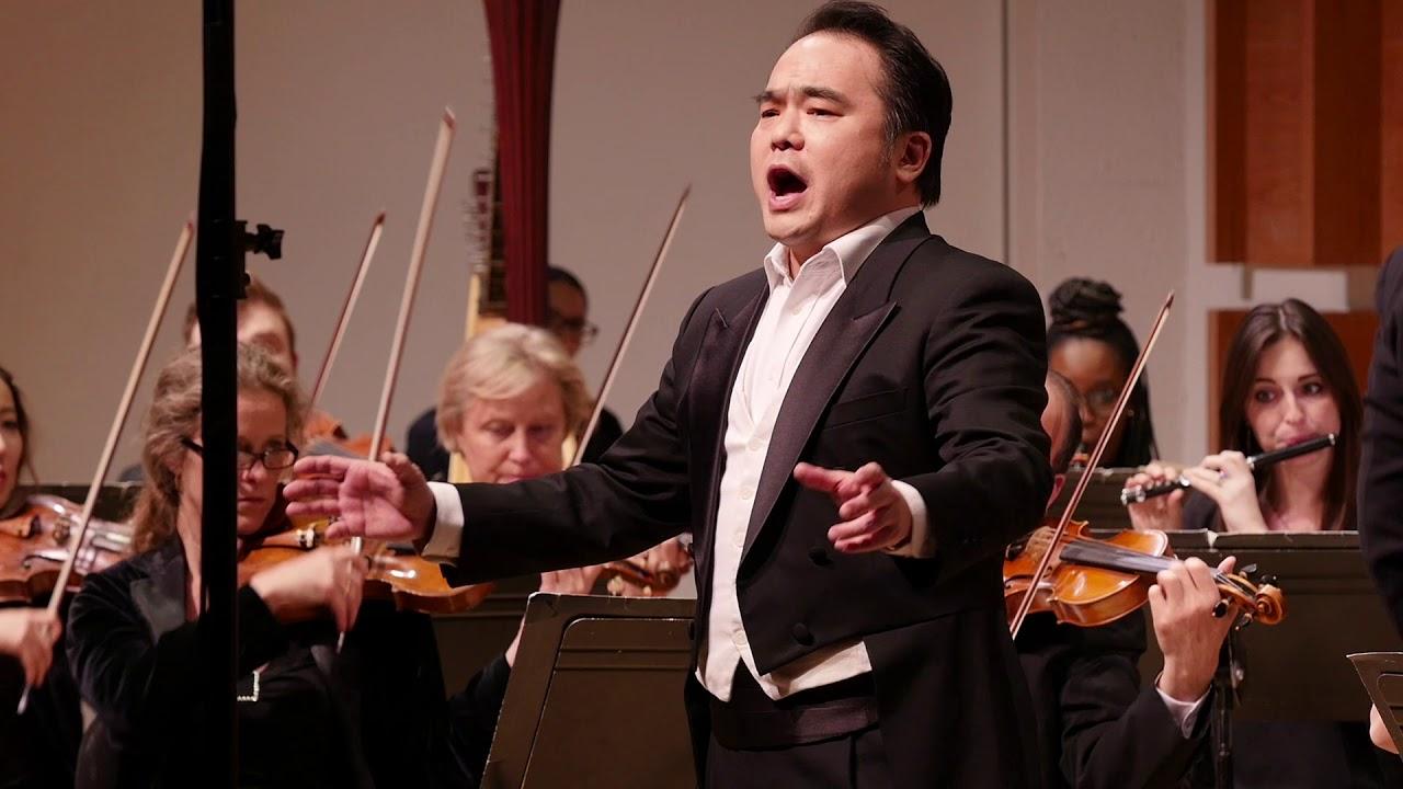OperaGemsConcerts-Di quella pira - Il Trovatore  Verdi- Dongwon Shin