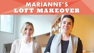 Before and After! Marianne Tidies Up Her Messiest Room - HGTV Handmade