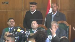 مصر العربية | لحظة النطق بالحكم في تيران وصنافير