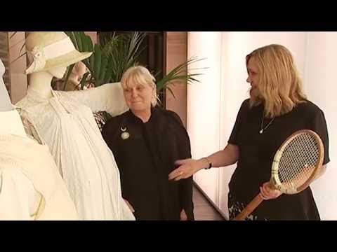 Miss Fisher Costume Exhibition – ABC TV News 14 July 2016