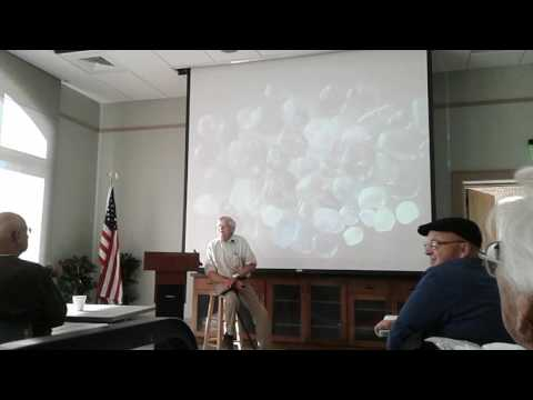 Brown Bag Lunch with Dick Berg about Montana Sapphires