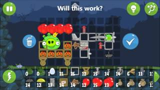 Bad Piggies: Christmas Special: Flying Walking Reindeer (Santa