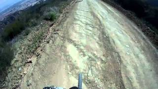 Beeks Place downhill 001