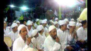 """Habibi ya Rasulullah & Allahu Allah""_Majelis Ahbabul Musthofa_"